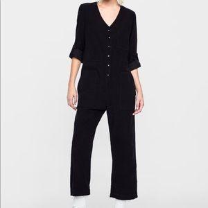 Zara loose overalls